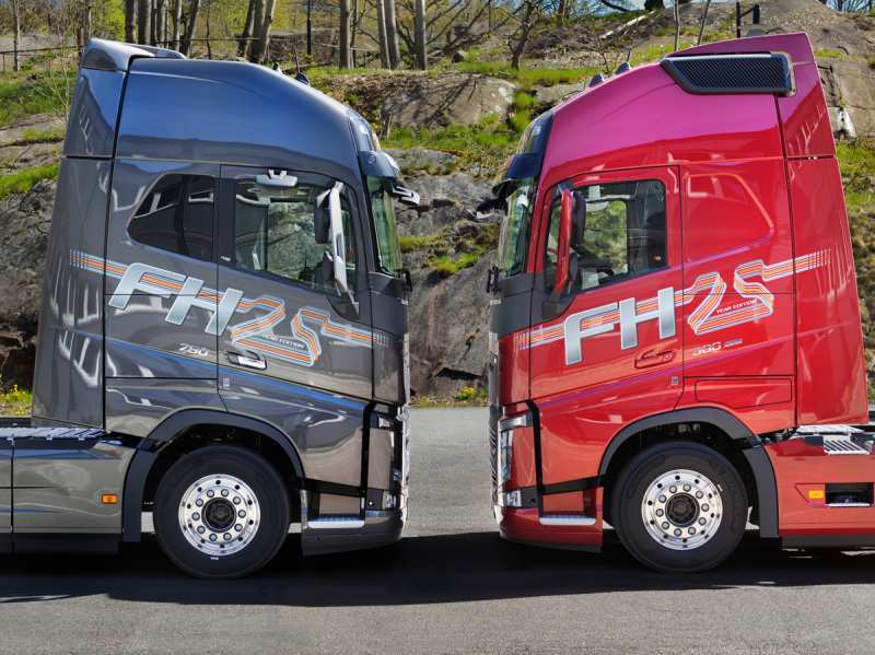 37 A Volvo Fmx 2020 Review