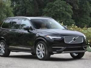 37 A Volvo Xc90 2020 Release Date Performance and New Engine