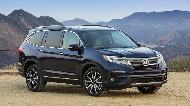 37 A When Does The 2020 Honda Pilot Come Out Configurations