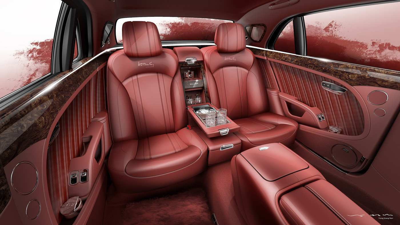 37 All New 2019 Bentley Mulsanne For Sale Pictures