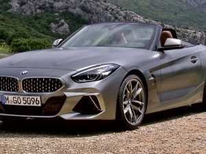 37 All New 2019 Bmw Z4 Interior Redesign