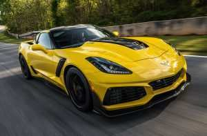 37 All New 2019 Chevrolet Corvette Zr1 Price New Concept