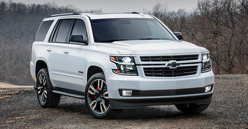 37 All New 2019 Chevrolet Tahoe Images