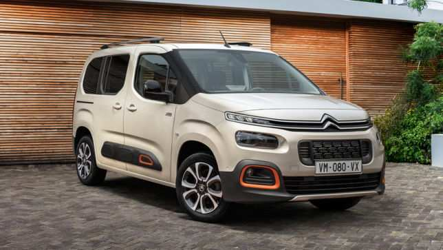 37 All New 2019 Citroen Berlingo Redesign And Review