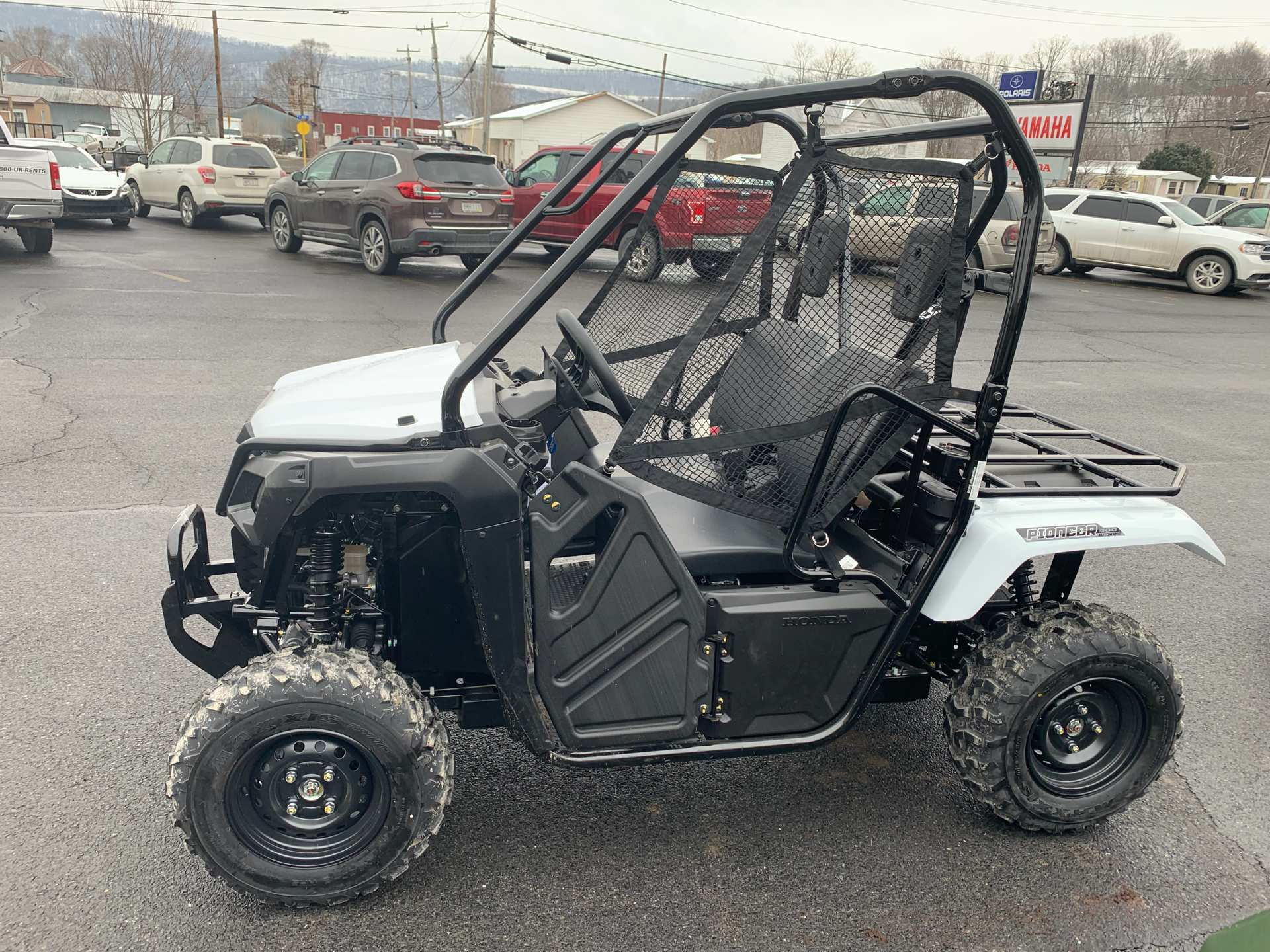 37 All New 2019 Honda Pioneer 500 Style