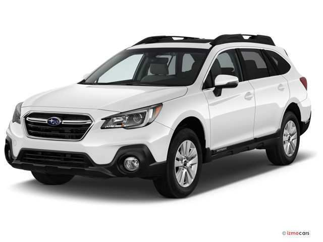 37 All New 2019 Subaru Outback Redesign And Concept