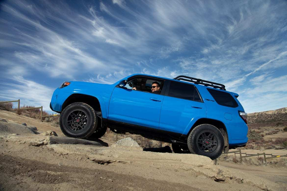 37 All New 2019 Toyota 4Runner Trd Pro Review Exterior and Interior