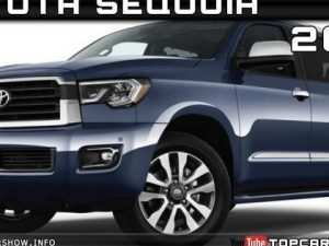 37 All New 2019 Toyota Sequoia Spy Photos Spesification