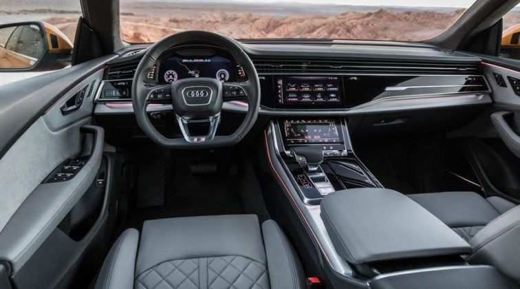 37 All New 2020 Audi Q8 Picture