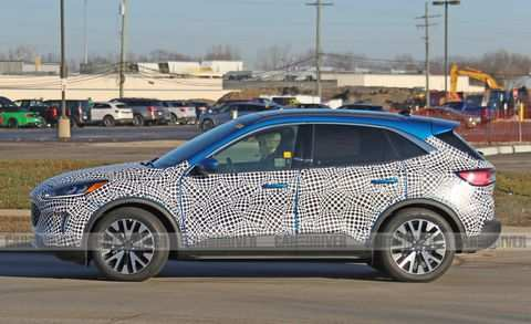 37 All New 2020 Ford Crossover Model