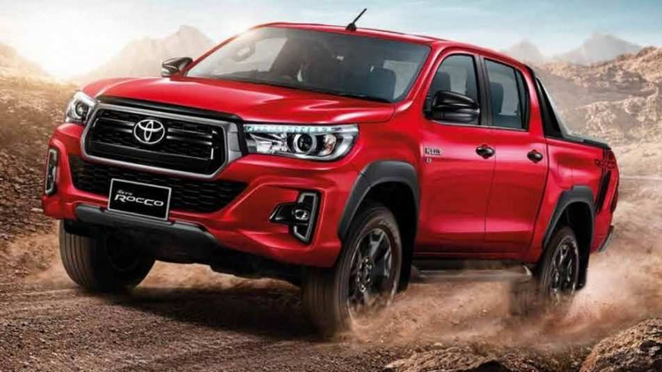 37 All New 2020 Toyota Hilux New Concept