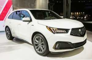 37 All New Acura Mdx 2020 Spy Redesign And Review