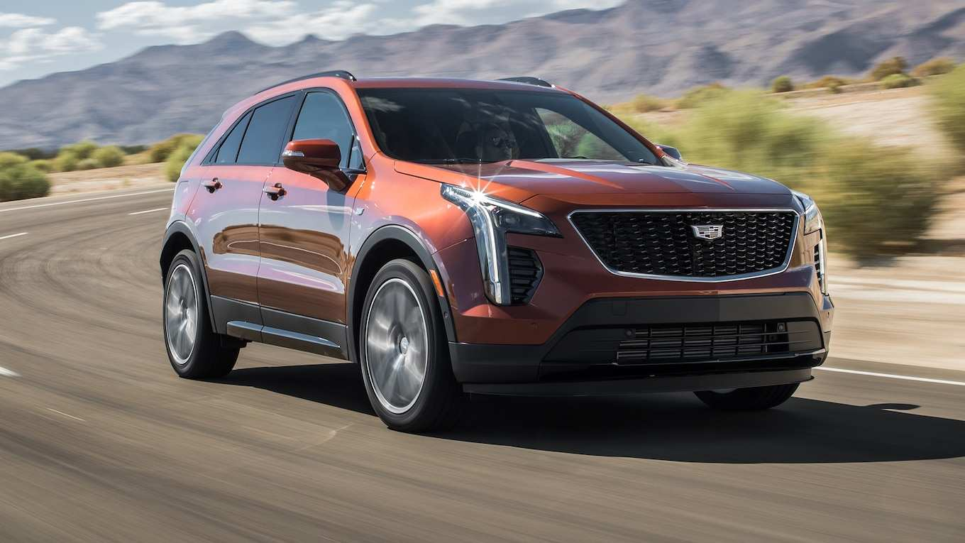 37 All New Cadillac Xt4 2020 Price And Review