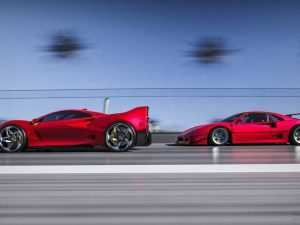 37 All New Ferrari Modelle 2020 Performance and New Engine