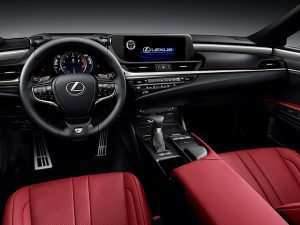 37 All New Lexus 2019 Es Interior Engine