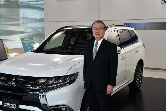 37 All New Mitsubishi Motors Group Environmental Vision 2020 Photos