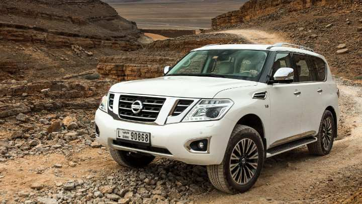 37 All New New Nissan Patrol 2019 Images