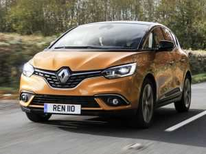37 All New Renault Scenic 2019 Speed Test