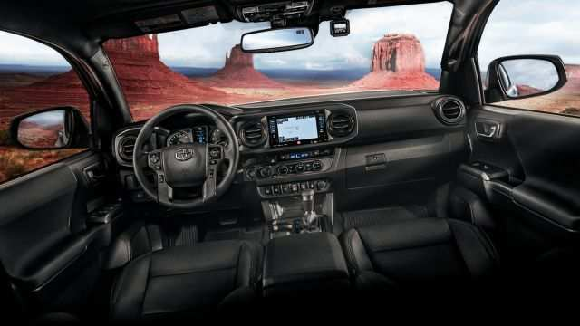 37 Best Toyota Tacoma Hybrid 2020 Redesign And Concept