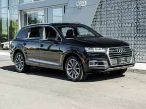 37 Best When Will The 2020 Audi Q7 Be Available Redesign and Review