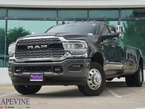 37 New 2019 Dodge 2500 Limited Configurations