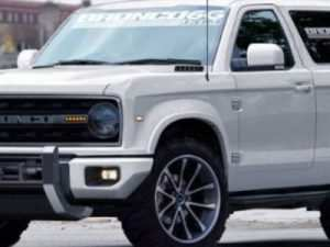 37 New 2019 Ford Bronco Specs Pictures