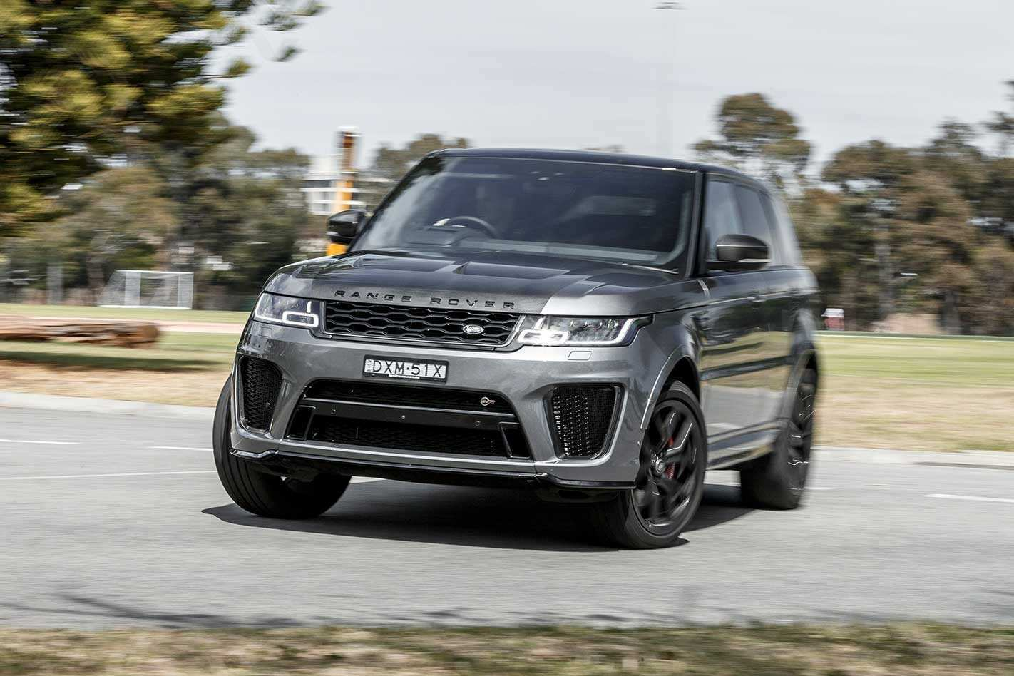 37 New 2019 Land Rover Svr Concept and Review