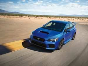 37 New 2019 Subaru Hatchback Sti Redesign and Review