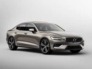 37 New 2019 Volvo V60 Price Model