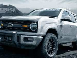 37 New 2020 Ford Bronco Auto Show Review and Release date