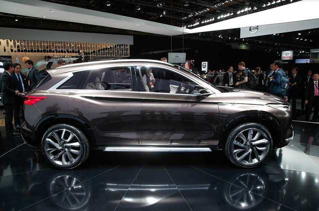 37 New 2020 Infiniti Qx50 Changes Reviews