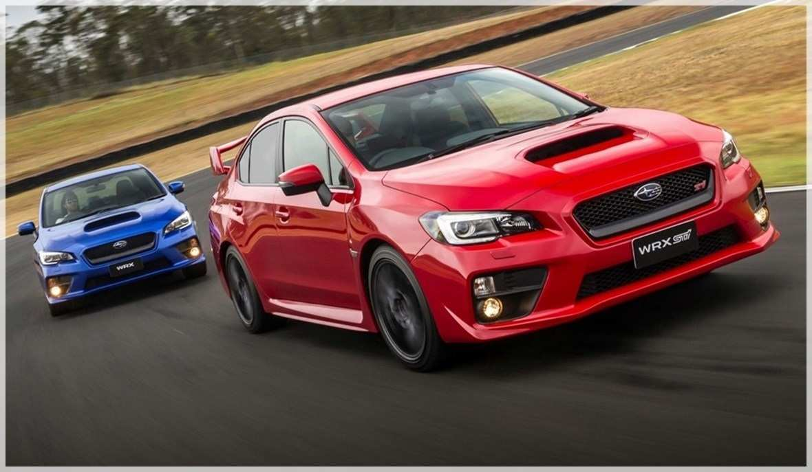 37 New 2020 Subaru Wrx Redesign Specs And Review