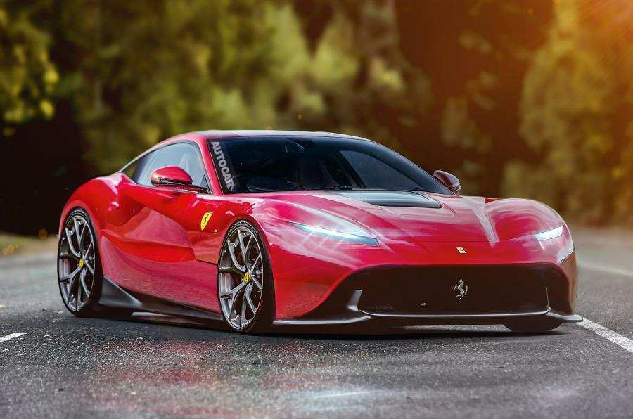 37 New Ferrari F12 2020 Rumors