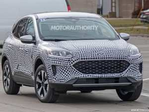 37 New Ford Kuga 2020 Release Date Interior