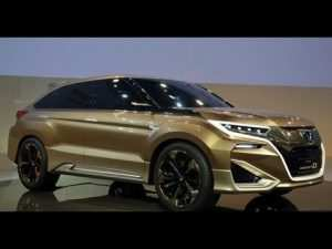 37 New Honda New Suv 2020 Price and Review