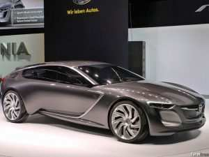37 New Opel Monza 2019 Review