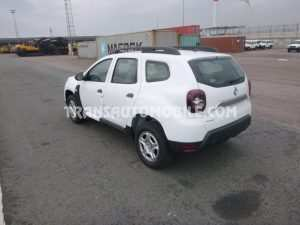 37 New Renault Duster 2019 Colombia Spy Shoot