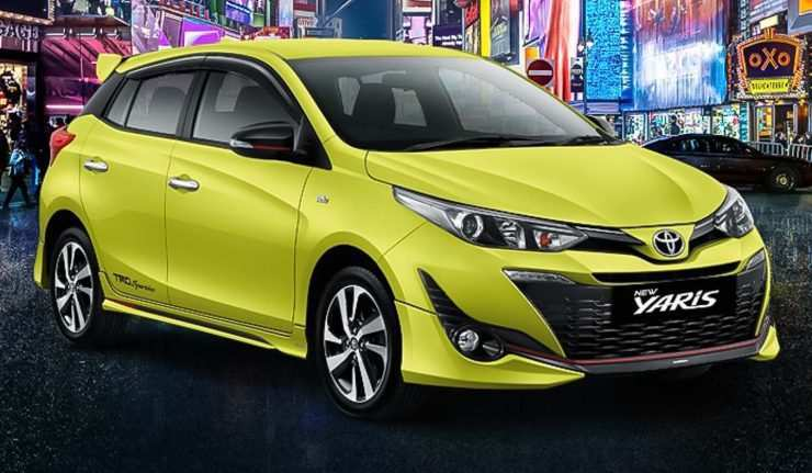 37 New Toyota 2019 Malaysia Overview