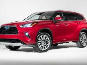 37 New Toyota Kluger New Model 2020 Performance and New Engine