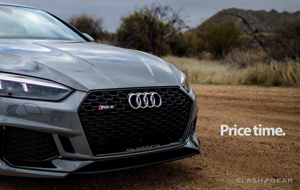 37 The 2019 Audi Price New Model And Performance
