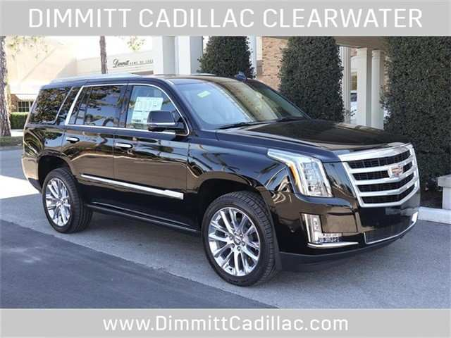 37 The 2019 Cadillac Escalade Price Specs And Review