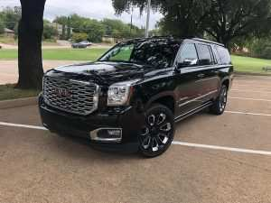 2019 Gmc Yukon Changes