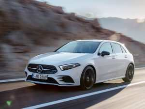 37 The 2019 Mercedes A Class Usa Pricing
