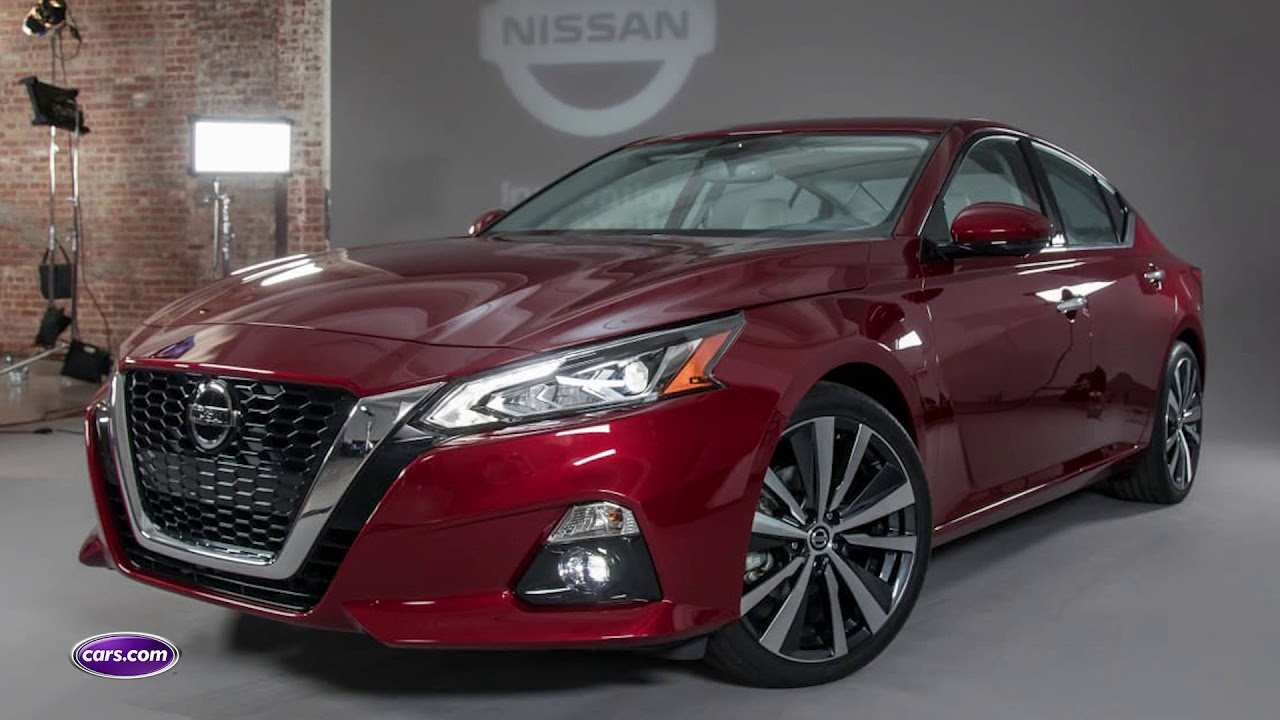 37 The 2019 Nissan Vehicles Speed Test