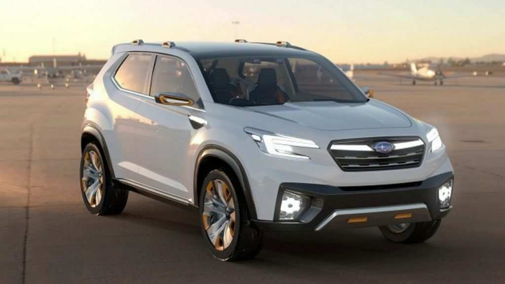 37 The 2019 Subaru Forester Spy Photos Pricing