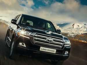 37 The 2019 Toyota Land Cruiser 200 Model