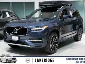 37 The 2019 Volvo Xc90 New Model and Performance