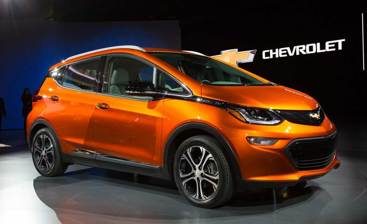 37 The 2020 Chevrolet Bolt Ev Review And Release Date