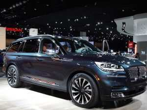 37 The 2020 Lincoln Aviator Vs Buick Enclave Exterior and Interior