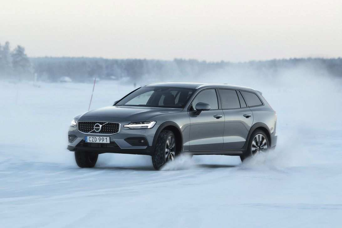 37 The 2020 Volvo V60 Cross Country Review Performance and New Engine